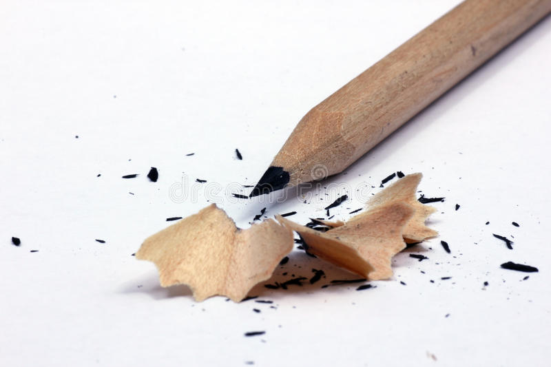 Sharp Pencil Royalty Free Stock Image