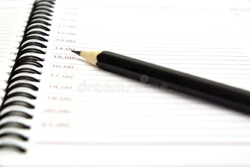 Sharp Pencil 2 Stock Image