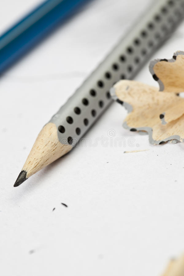 Download Sharp pencil stock photo. Image of paper, background - 23092822