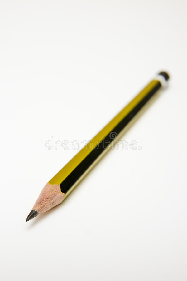 Free Sharp Pencil Royalty Free Stock Photography - 880267