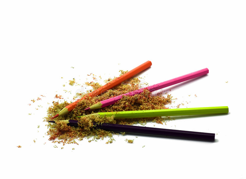 Download Sharp pencils stock photo. Image of colours, pencil, colored - 6567692