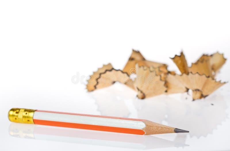 Sharpen o lápis fotos de stock