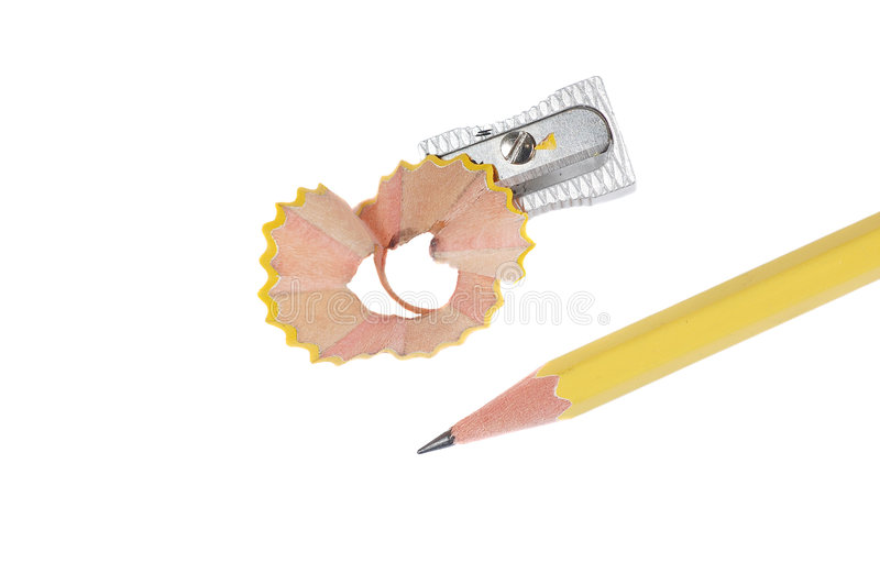 sharpener μολυβιών στοκ εικόνες με δικαίωμα ελεύθερης χρήσης