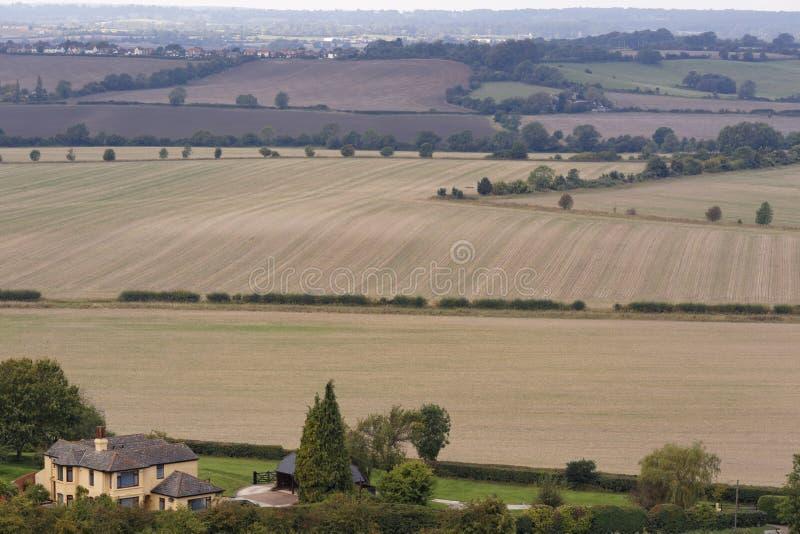 Sharpenhoe. Image taken in Sharpenhoe clappers, Sharpenhoe, Bedfordshire, england royalty free stock images