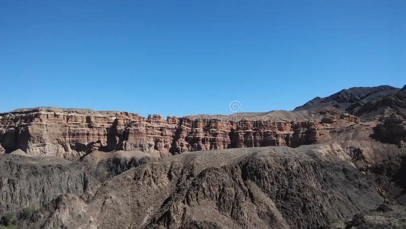 Sharyn Canyon stock photos