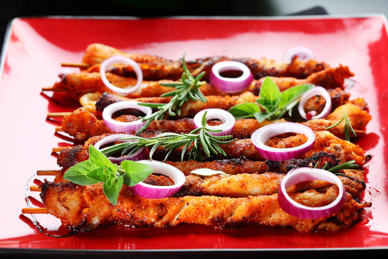Download Shashlik Stock Photo - Image: 24297610