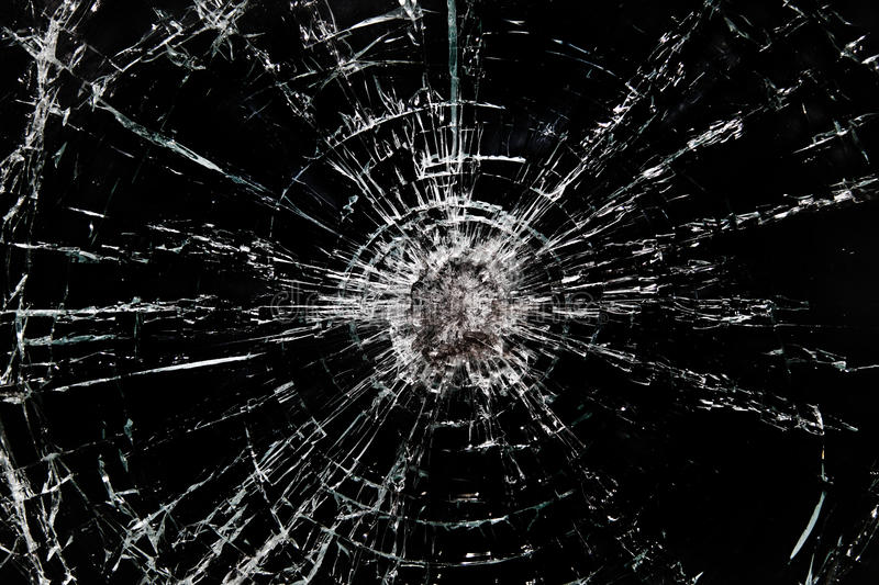 Download Shattered glass stock photo. Image of break, shatter - 14504458