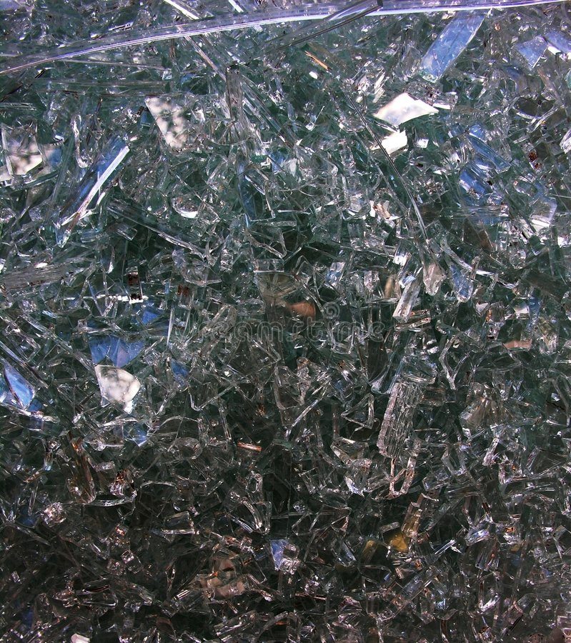 Download Shattered Glass Stock Photo - Image: 411530