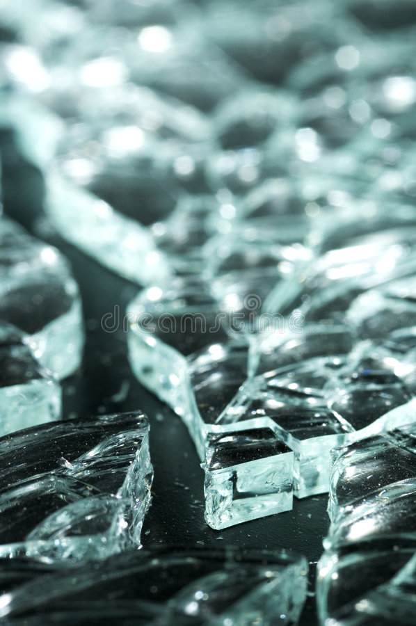 Free Shattered Glass Stock Photo - 858790
