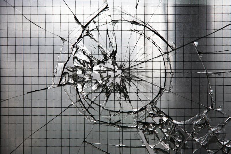 Download Shattered glass window stock image. Image of revenge - 12799213