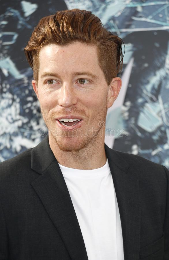 Shaun White photo stock