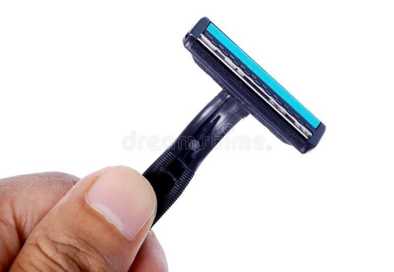 shaver ręce zdjęcie stock
