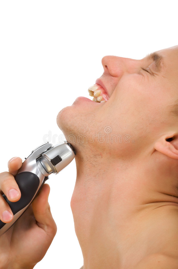 Shaves felizes fotos de stock royalty free