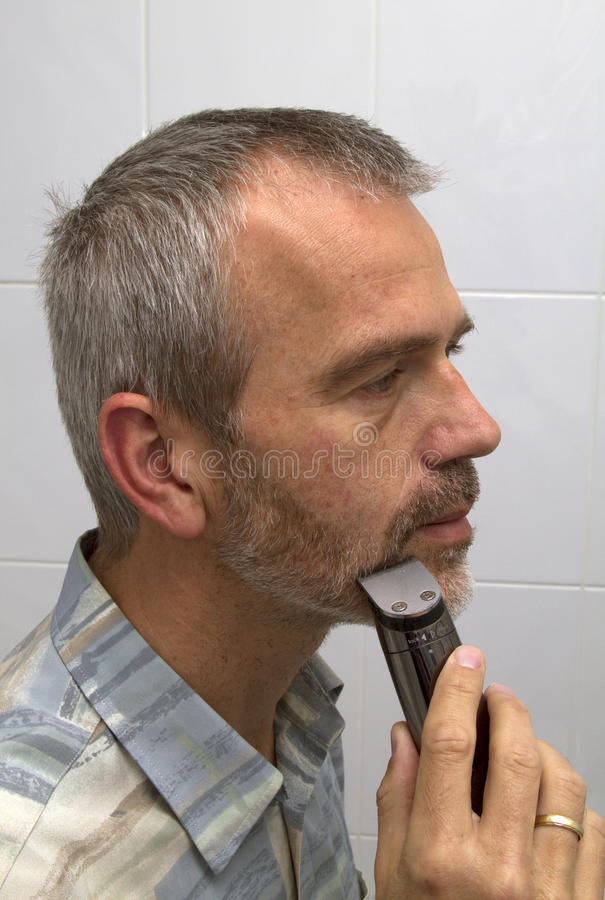 Download Shaving stock image. Image of bathroom, beard, personal - 15930601
