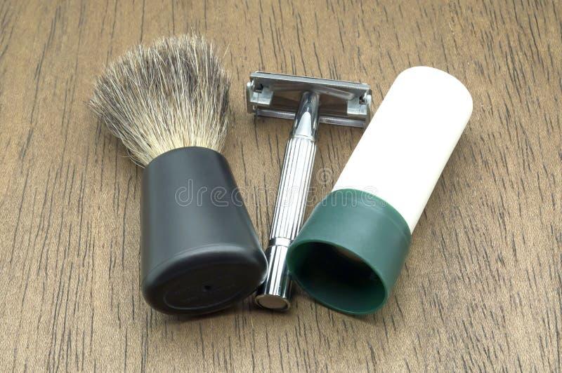 shaving stock afbeeldingen