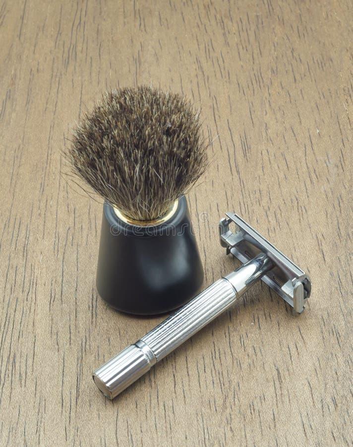 shaving royalty-vrije stock foto's