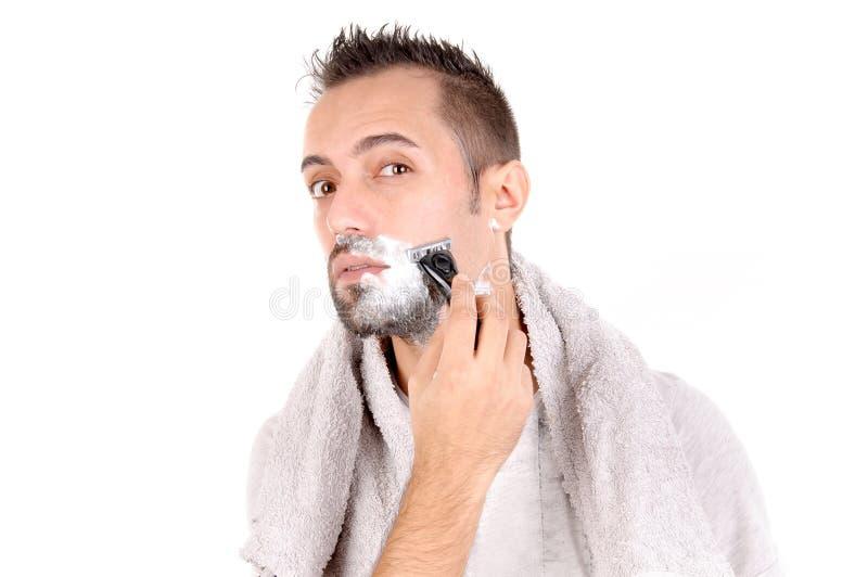 shaving stock foto's