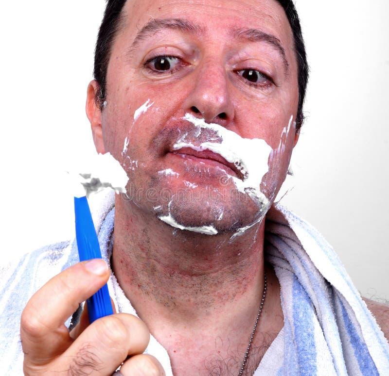 shaving stock fotografie