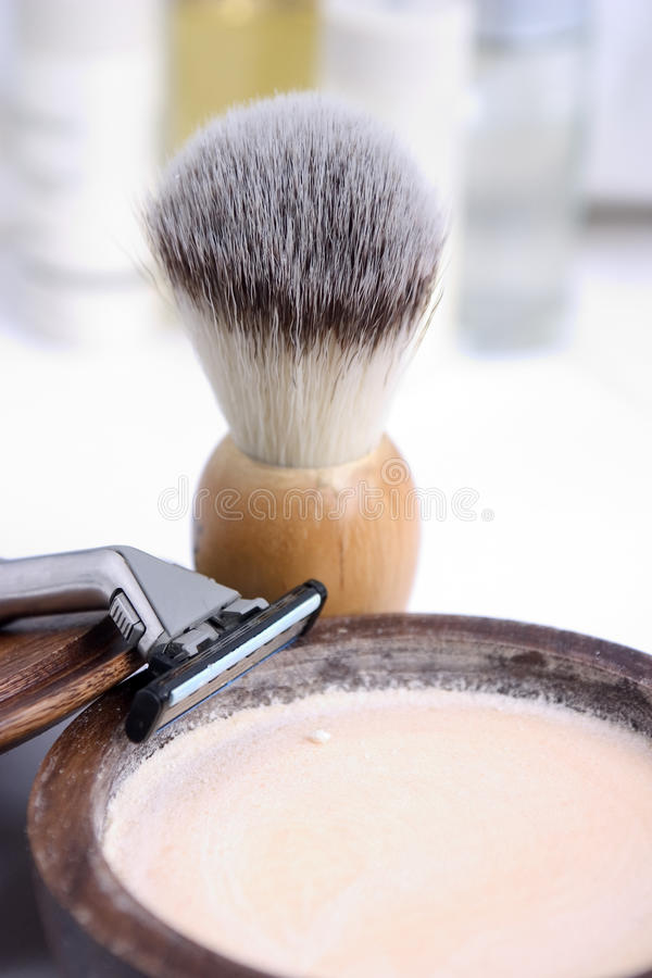 Free Shaving Brush Stock Photo - 13058960