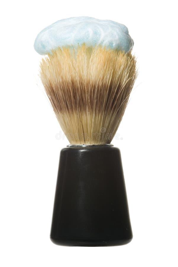 Shaving-brush royalty free stock images