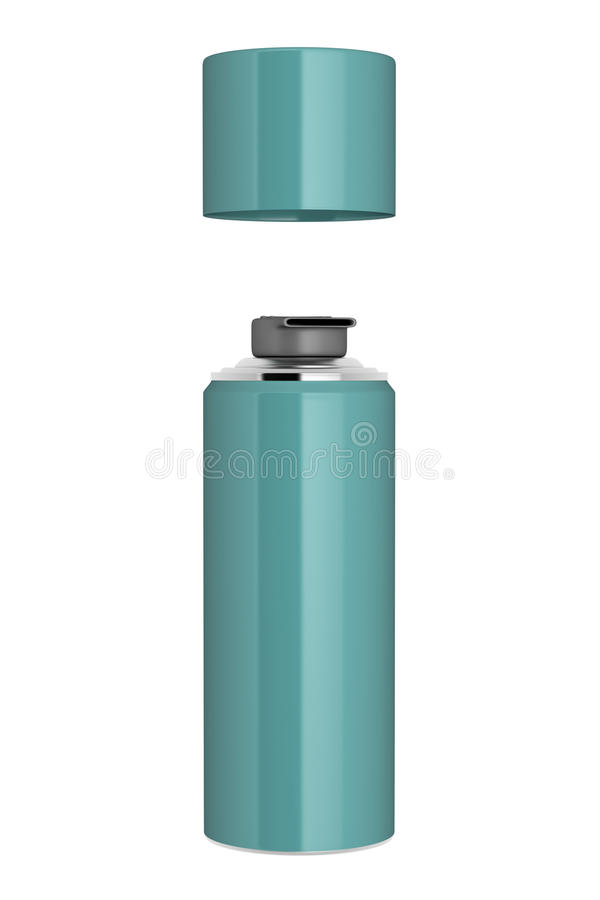 Download Shaving foam stock illustration. Image of deodorant, bottle - 32290456