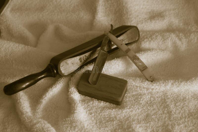 Download Shaving kit stock photo. Image of shave, vintage, stone - 1419180