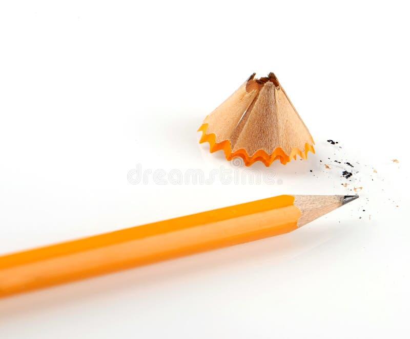 Download Shaving pencil stock photo. Image of horizontal, drawing - 26314878