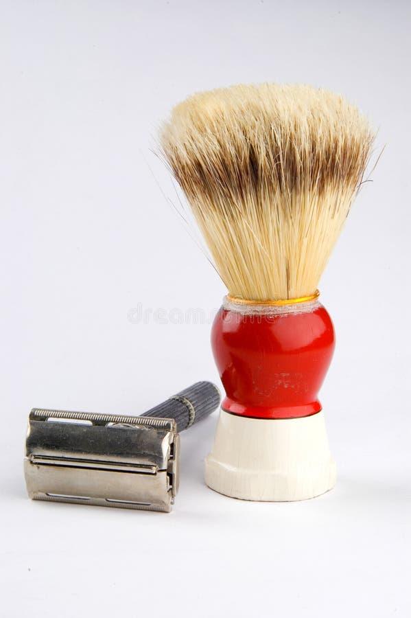 Shaving tools stock image