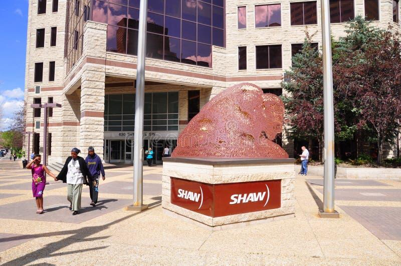 Shaw head office stock photos