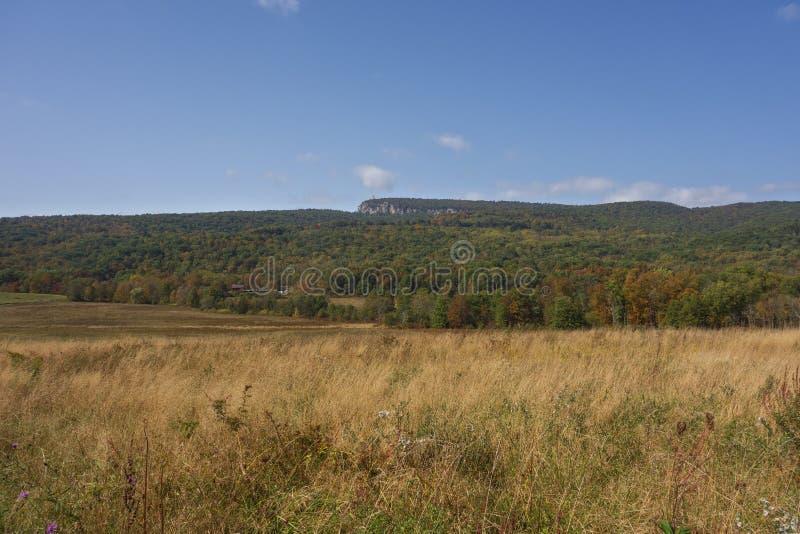 Shawangunk Mountains New York immagini stock