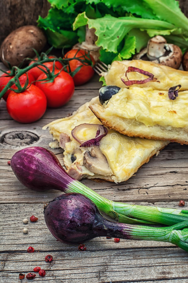 Shawarma 免版税库存照片