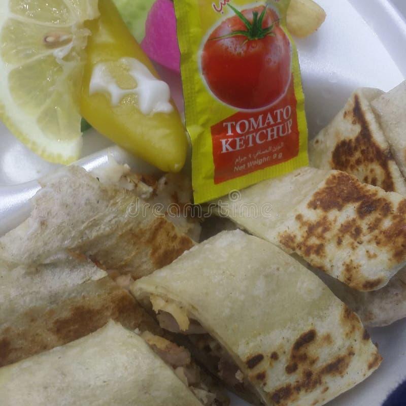 Shawarma imagens de stock royalty free