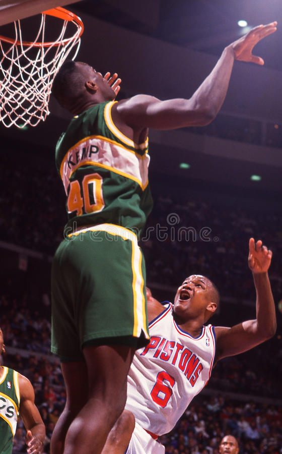 Shawn Kemp images stock