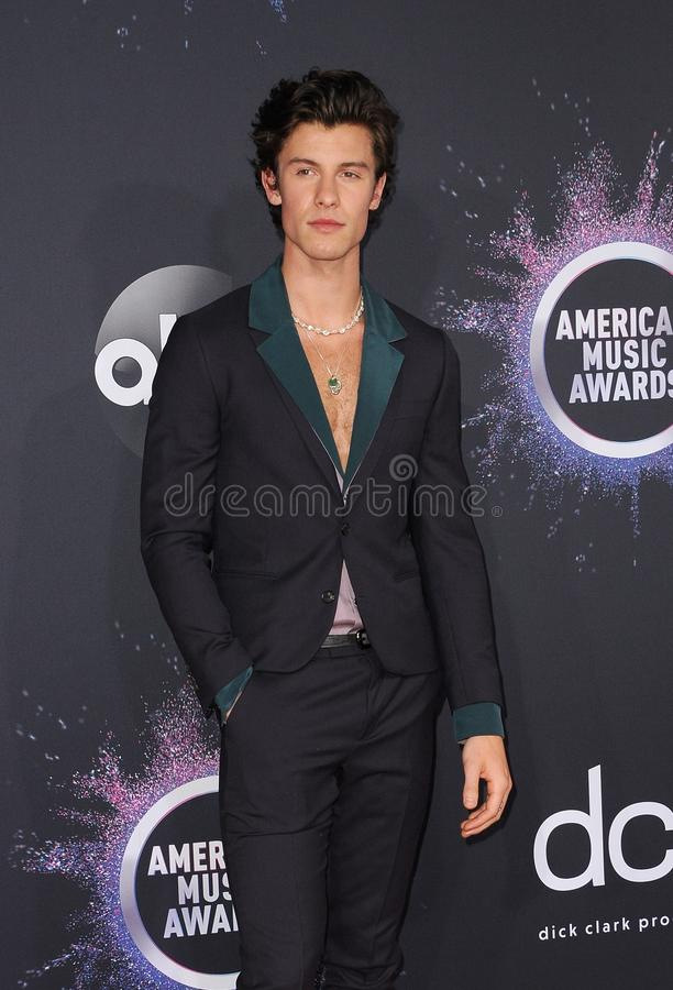 Shawn Mendes stock photography