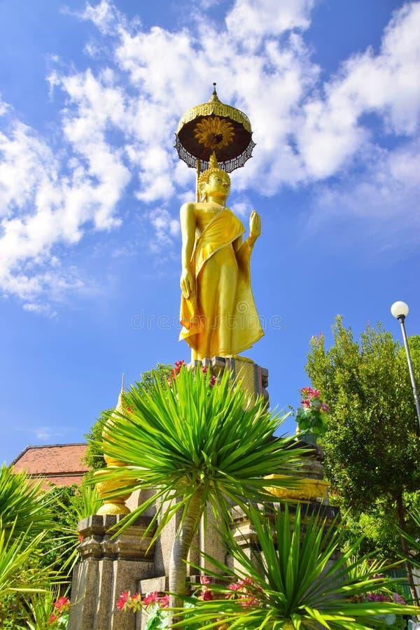 Shay ta glåmig tempel royaltyfria bilder