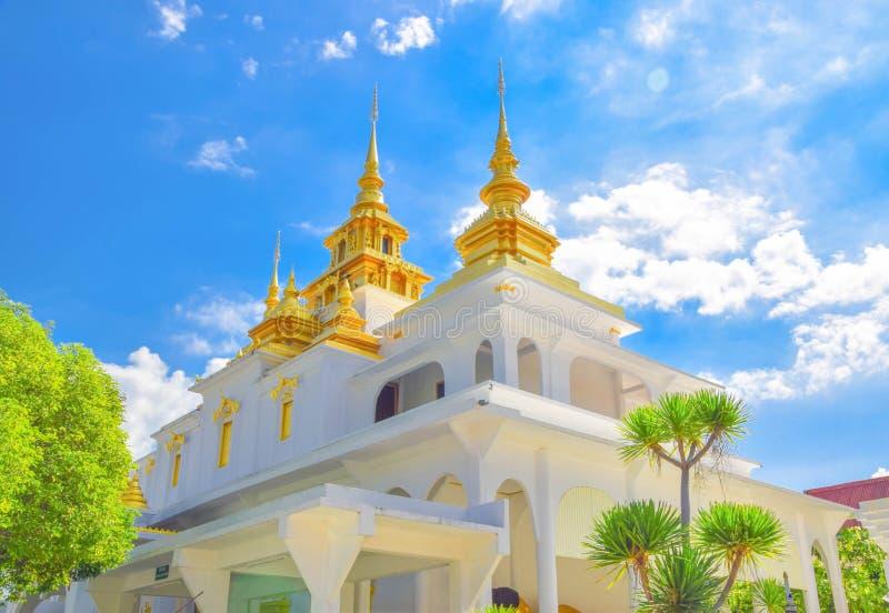 Shay ta glåmig tempel arkivfoton