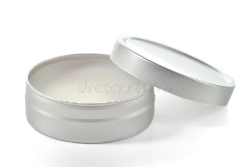 Sheaboom boter perfecte lippenpommade. stock foto