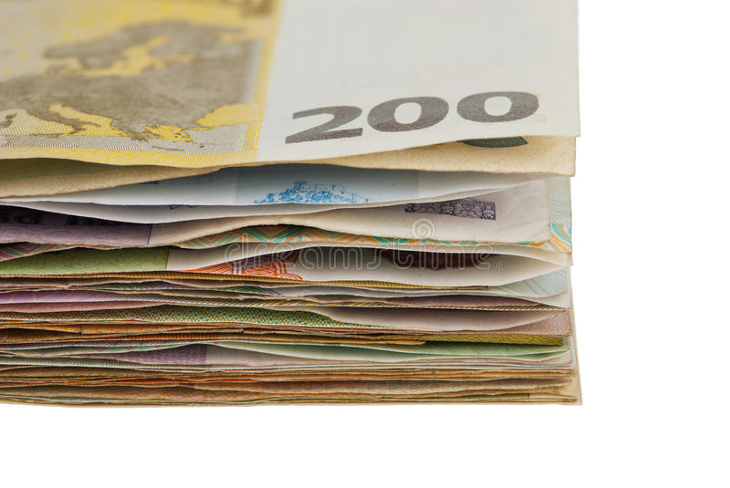 Download Sheaf banknotes stock photo. Image of multicolored, multiple - 24426276