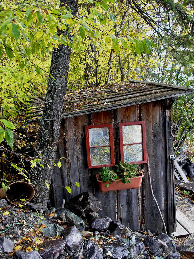 Free Shed Royalty Free Stock Photo - 957385