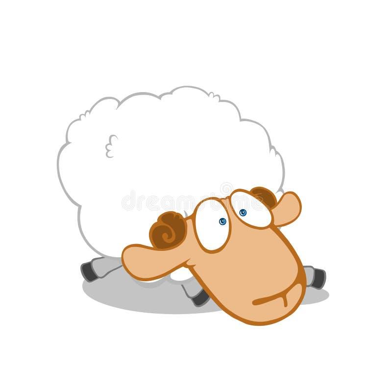 Sheep royalty free illustration