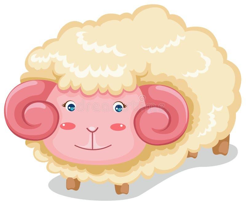 Download Sheep stock vector. Image of animal, lamb, cartoon, icon - 13185384