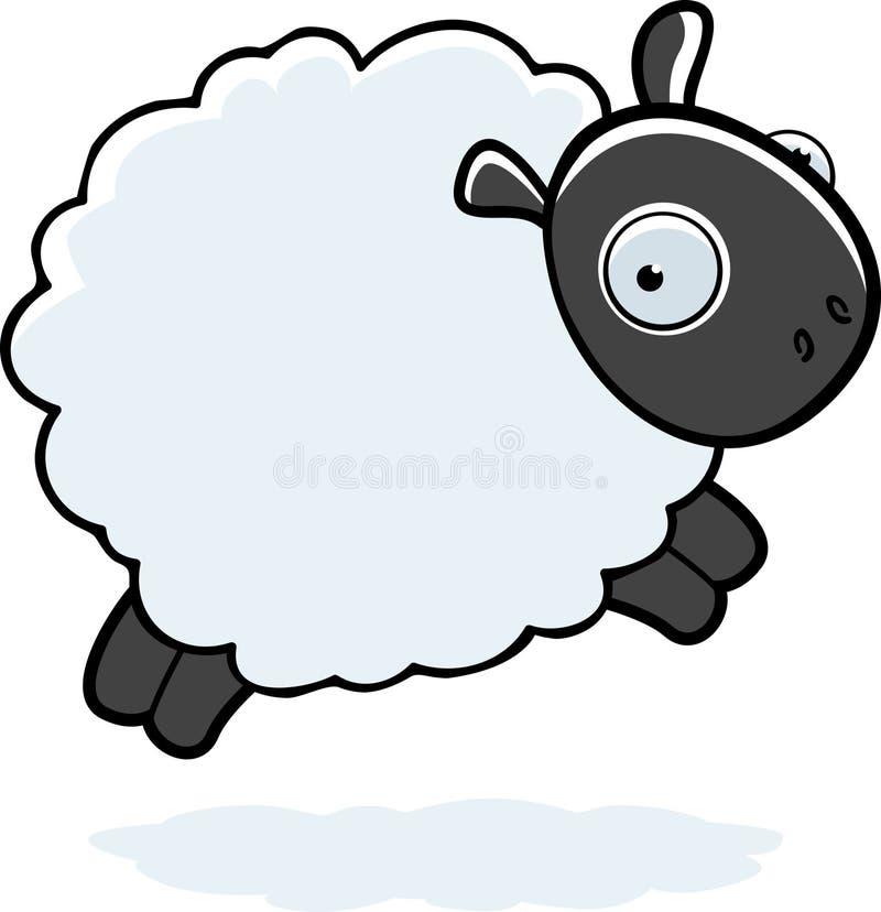 Download Sheep stock vector. Image of illustration, cartoon, animal - 8040766