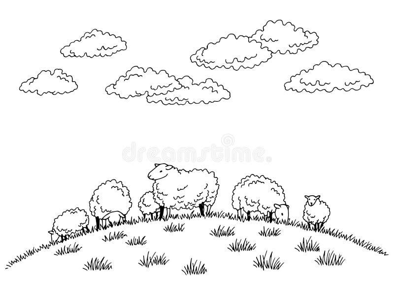 Pasture Stock Illustrations 18 231 Pasture Stock Illustrations Vectors Clipart Dreamstime