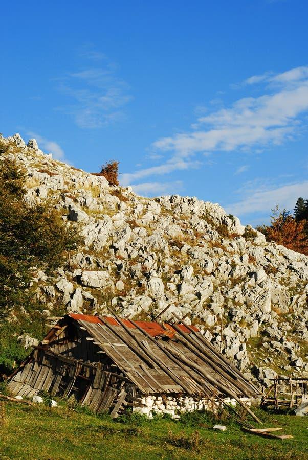 Download Sheep fold stock photo. Image of hiking, glades, rocks - 16446294