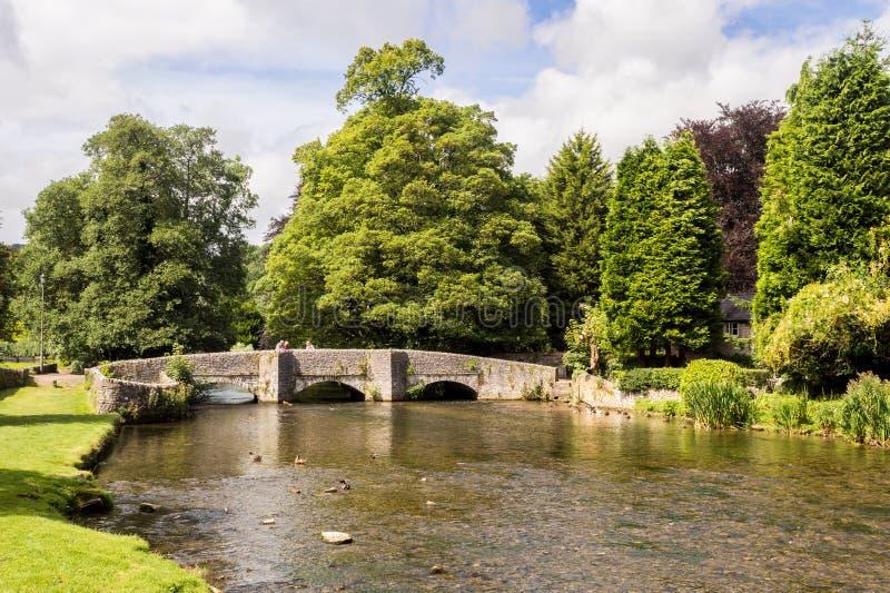 Sheepwashbrug royalty-vrije stock afbeeldingen