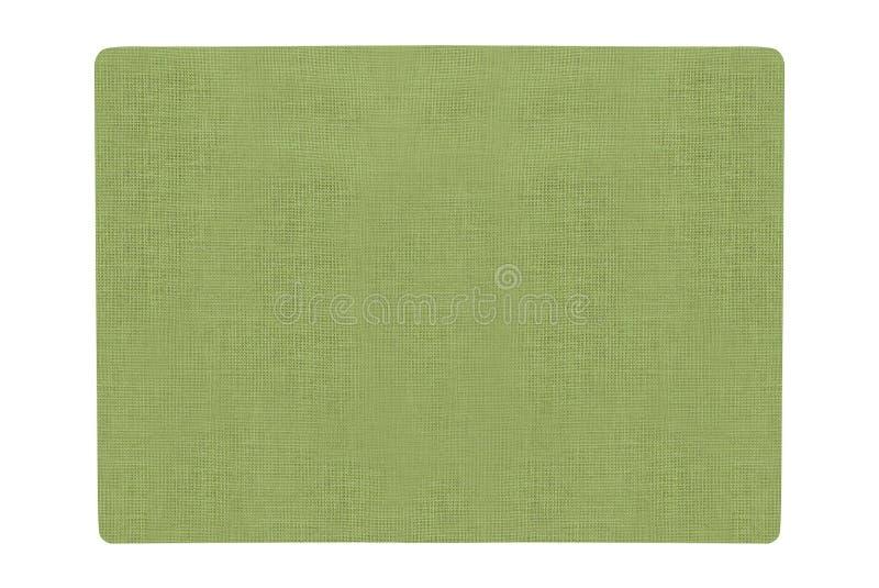 Sheet fabric isolated on white. Background stock photo