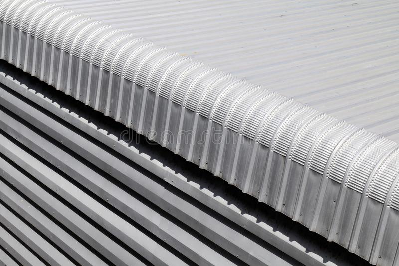 Roof Heat Insulation Material Texture Stock Photo Image