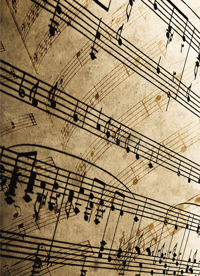 Download Sheet Music Royalty Free Stock Photography - Image: 4187447