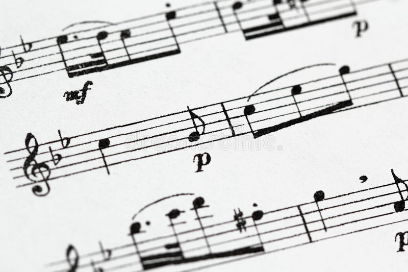 Sheet Music Stock Images - Download 14,383 Royalty Free Photos