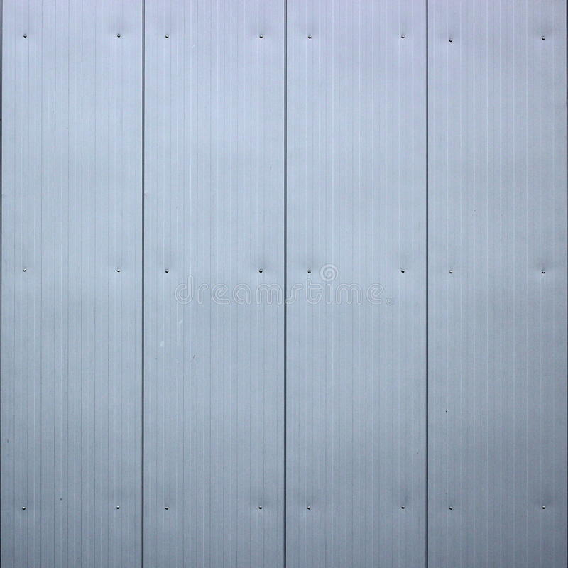 Sheet Texture. Silver colored metal sheet texture royalty free stock image